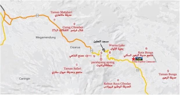 Map of Villa Destination (3)